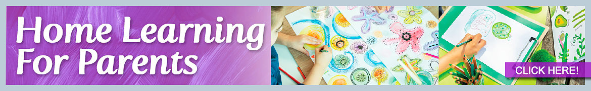 Home learning & Resources - Click Here!