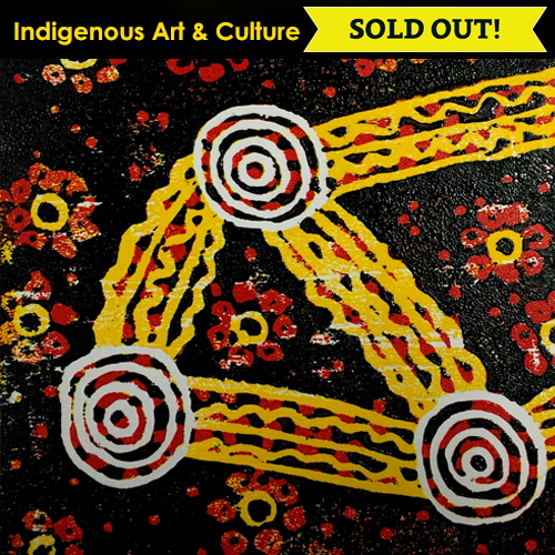 Icon Image Indigenous Art & Culture SOLD OUT NC Conf 2019