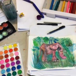 Zart Education Foundation Art Online Webinar Workshop
