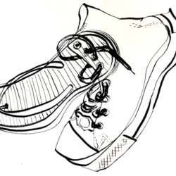 Zart Education At-Home Lesson Plan Linear Shoes by Kylie Wickham