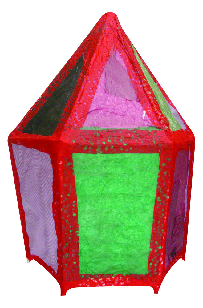 Magic Tissue Paper Buildings 11