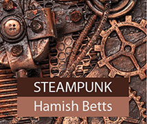 Steampunk is a retro-futuristic way of looking at design through the lens of Victorian England.
