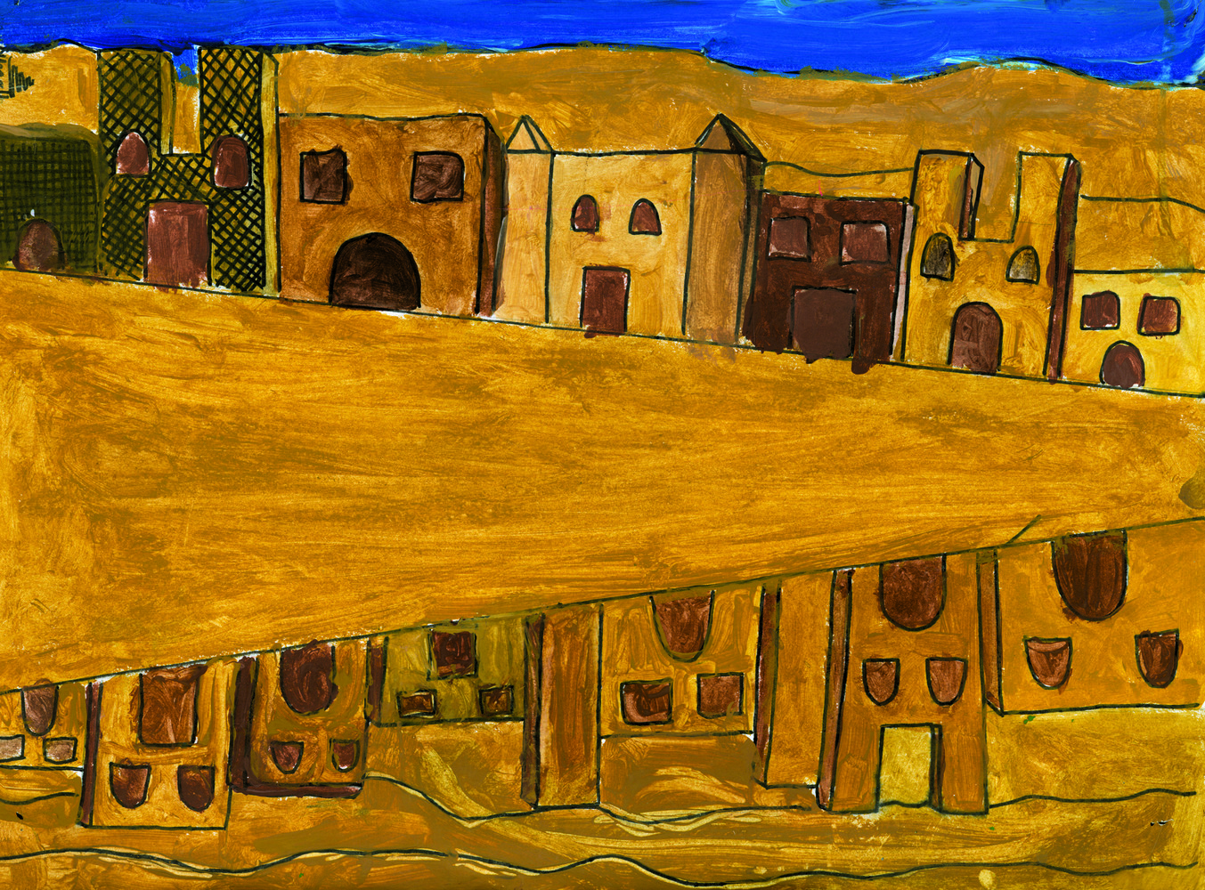 Moroccan Landscapes 3