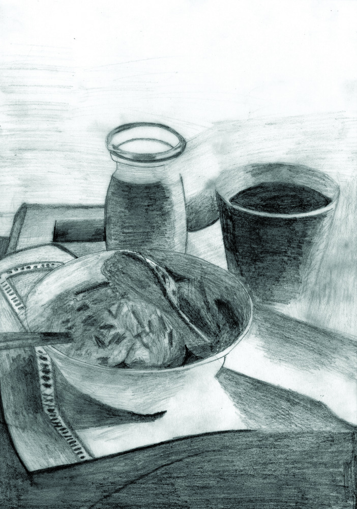 Photo Realism Drawing 5