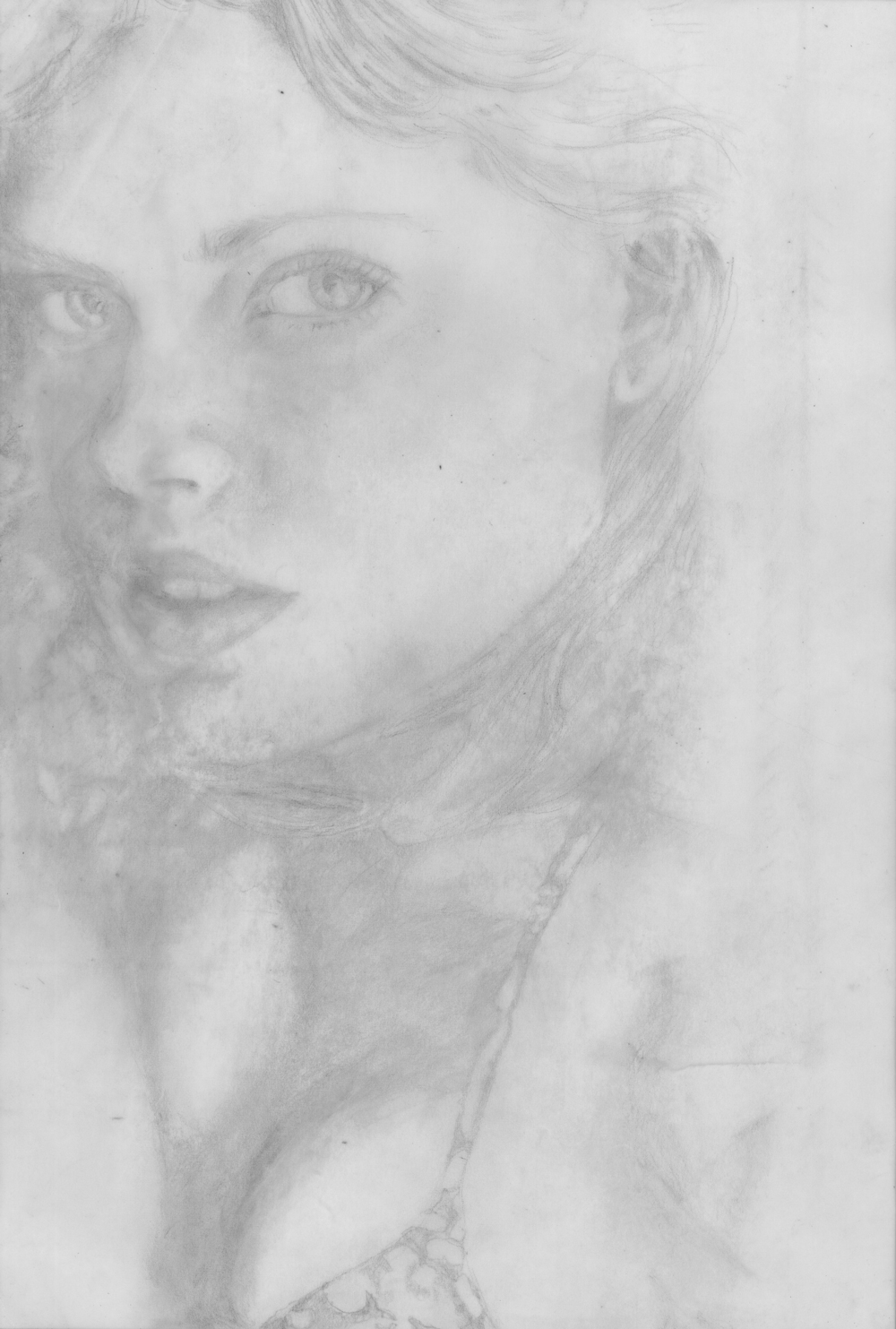Photo Realism Drawing 6