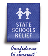 State School's relief - Confidence to Connect