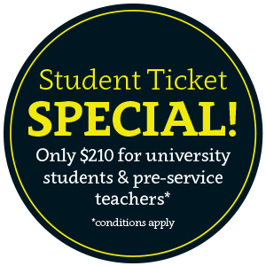 Student Bookings Sticker
