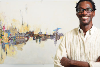 Artist Q & A with Robert Lee Davis