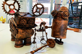 Steampunk: A Transdisciplinary Learning Approach