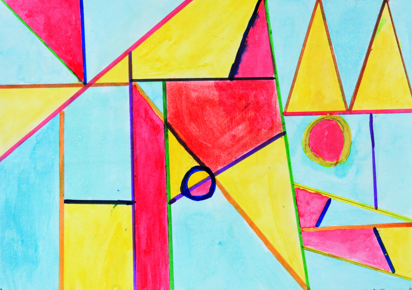 Teaching Mathematics Through Art 34