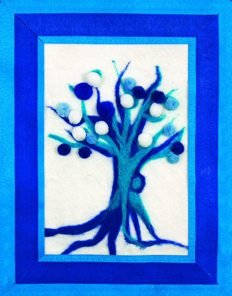 The Blue Willow Pattern 10