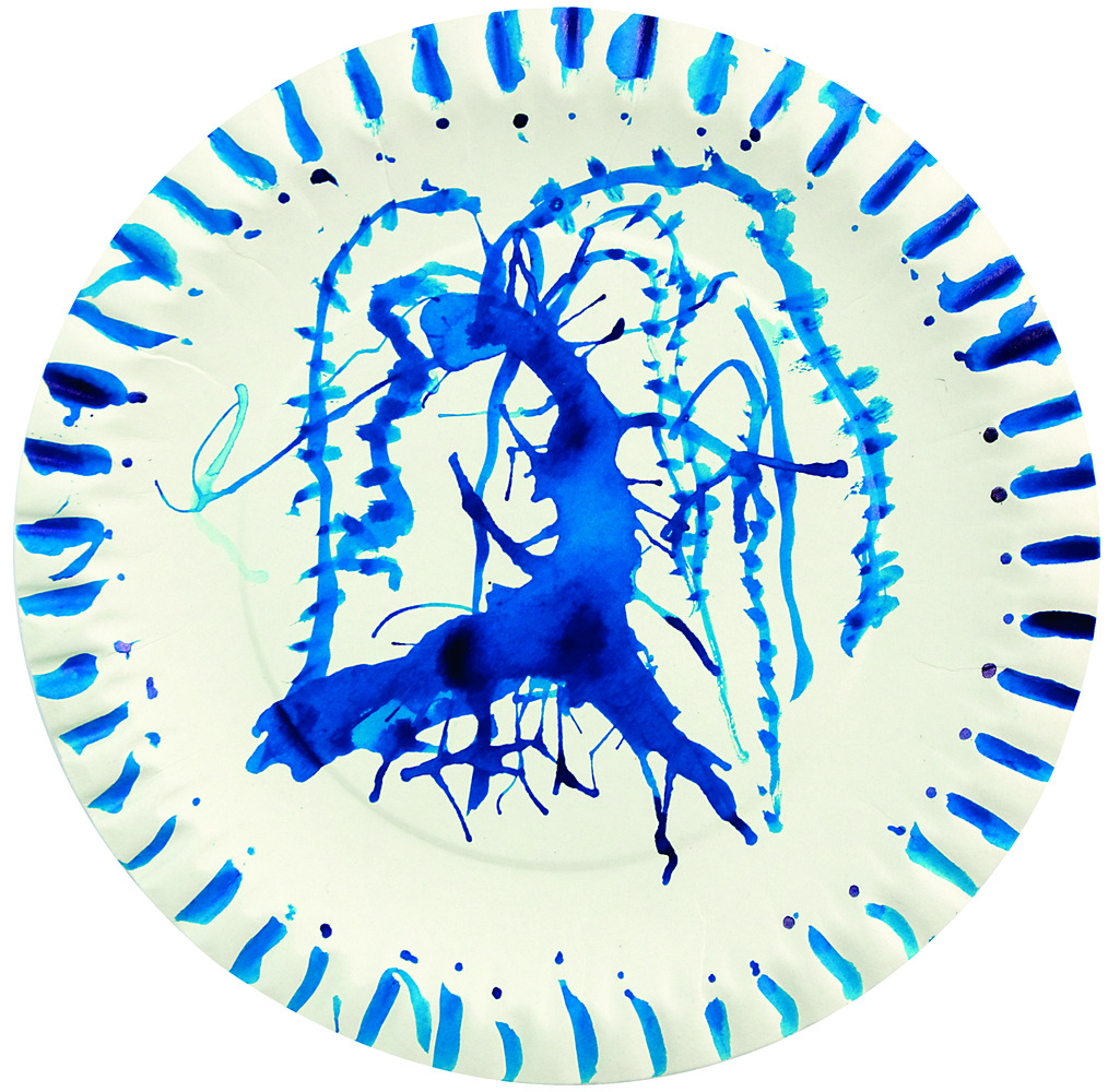 The Blue Willow Pattern 15