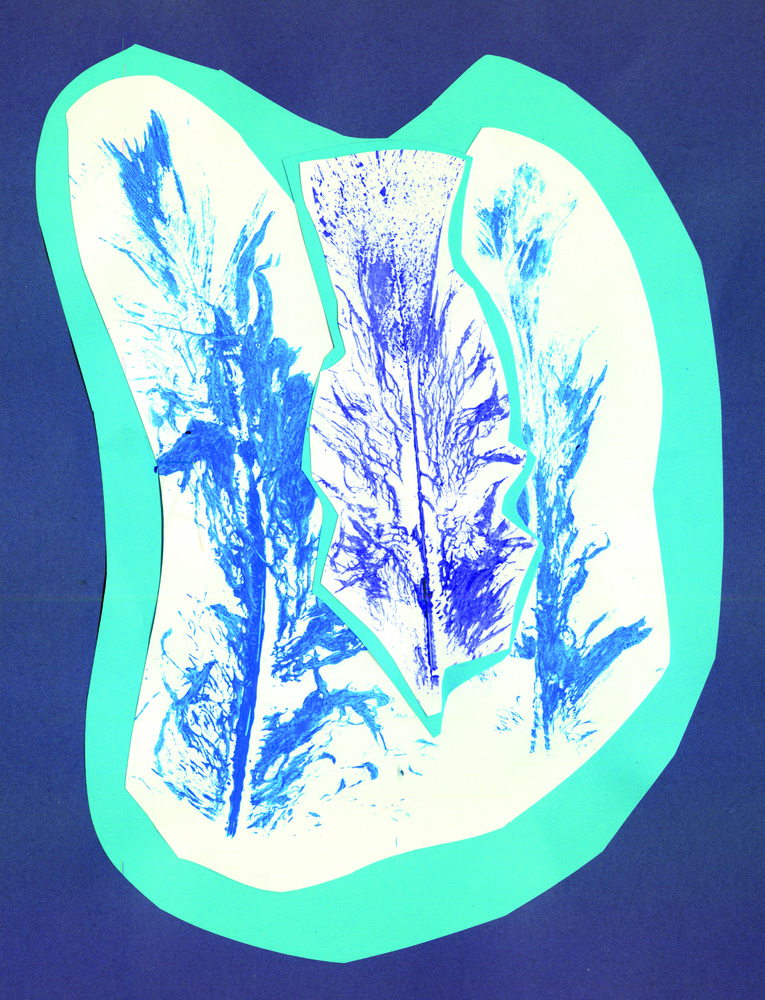The Blue Willow Pattern 16