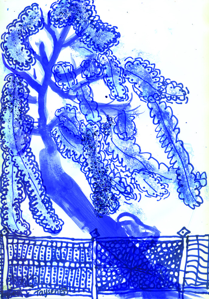 The Blue Willow Pattern 31