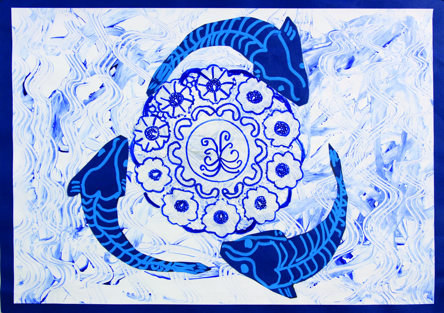 The Blue Willow Pattern 39