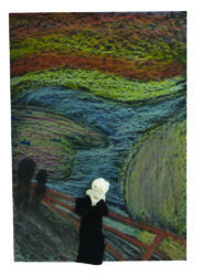 Munch's 'The Scream' In Pastel Term 2 2008