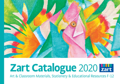 School Catalogue 2020 - Art and Classroom resources, Stationary & Educational Resources F-12