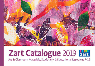 Zart Catalogue 2019 - Art and Classroom resources, Stationery & Educational Resources F-12