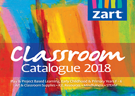 Classroom Catalogue 2018 - Play and project based learning, early childhood and primary years F-6